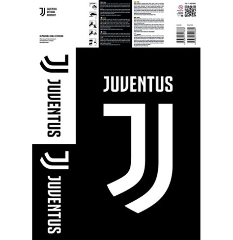 Sticker Logo Juventus Bl05 juventus fc logo wall stickers for only c 21 11 at merchandisingplaza ca