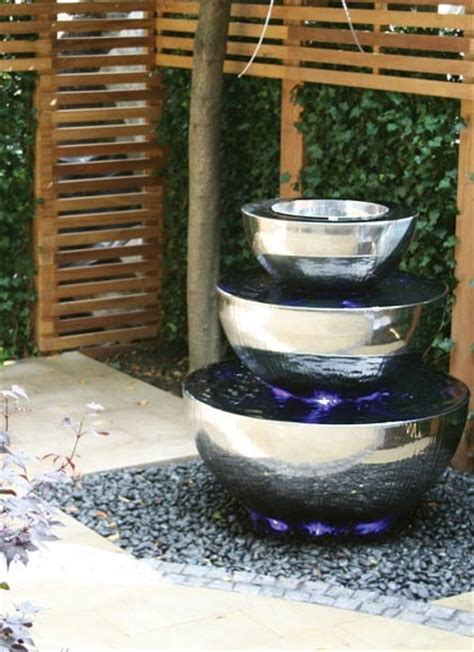 modern water features water fountains outdoor http www fountaincellar com