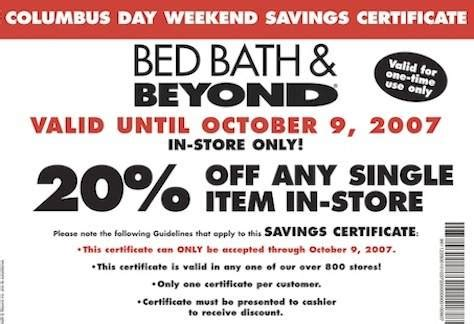 bed bath and beyond coupon on phone bed bath and beyond printable coupons zimbio