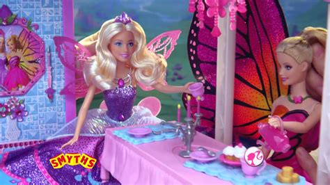 Disney Princess Bedroom Set smyths toys barbie mariposa castle youtube