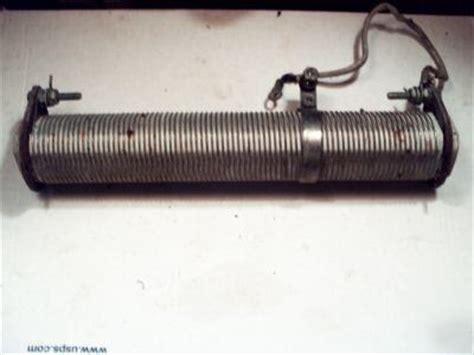 high wattage resistors 14 ohm 7 high wattage wirewound resistor w slider