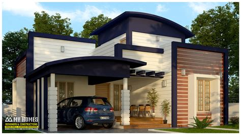 low budget modern 3 bedroom house design stunningly designed 1430 sqft low cost 3 bedroom modern home for 24 lakhs free kerala home plans