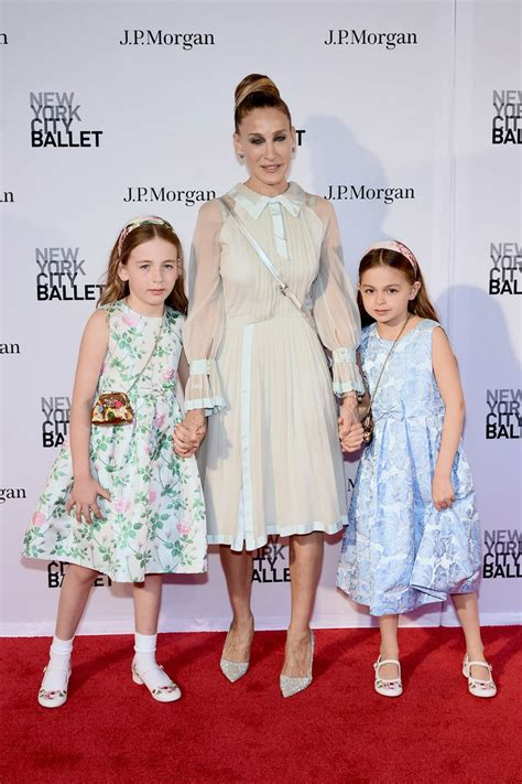spring hill design jessica snare sarah jessica parker takes her daughters to the new york