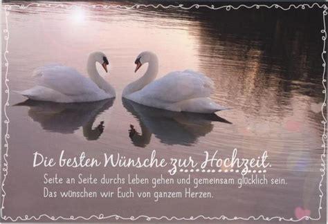 Karte Zur Hochzeit by Gl 252 Ckwunschkarte Hochzeit Hochzeitskarte Die Besten