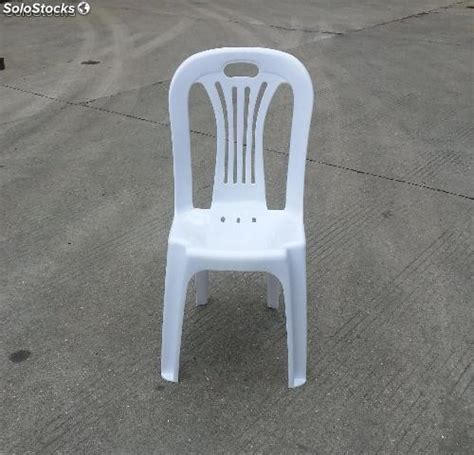 venta de silla plastico  eventos