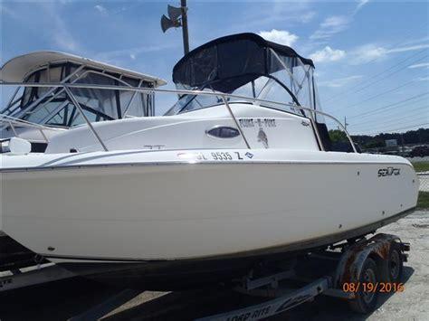 sea fox 216 boats for sale boats - Sea Fox Boats Canada