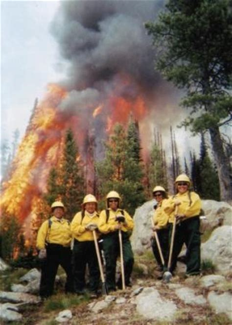 apache 8, a documentary about an all female fire crew