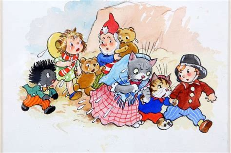 noddy painting 1000 images about illustrations for noddy on