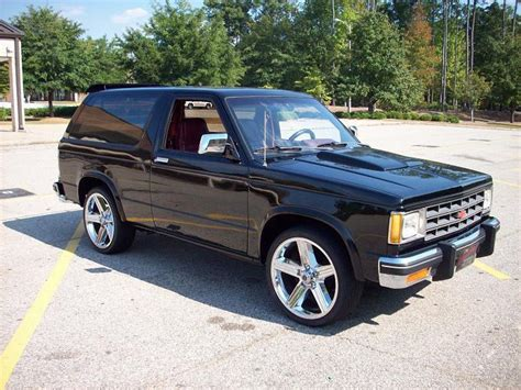 best car repair manuals 1994 chevrolet s10 blazer navigation system freddybear21 1986 chevrolet s10 blazer specs photos modification info at cardomain
