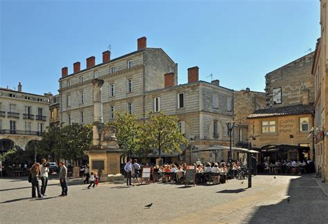place camille jullian le map bordeaux city guide