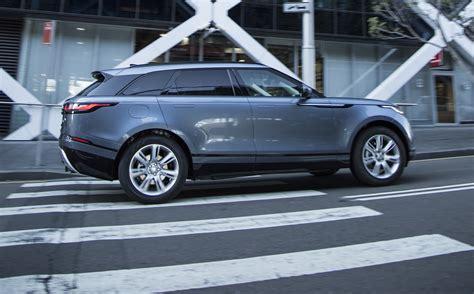 2018 range rover velar price 2018 range rover velar se d240 diesel review caradvice