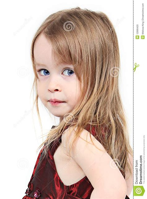 yng girl portrait of young girl stock photo image 12906420