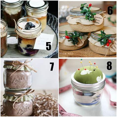 16 gift ideas in a jar