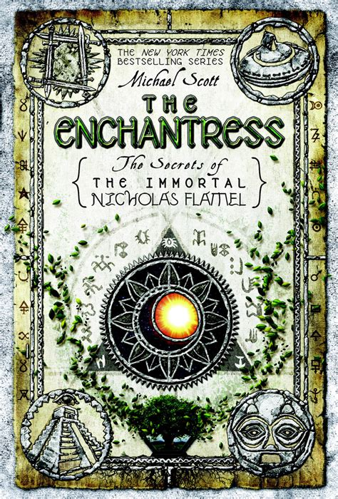 books the enchantress michael
