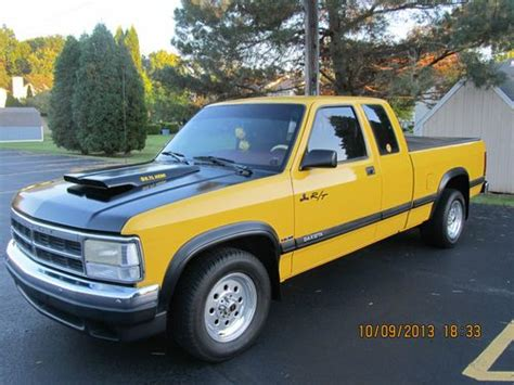 1992 dodge dakota sport sell used 1992 dodge dakota sport extended cab 2