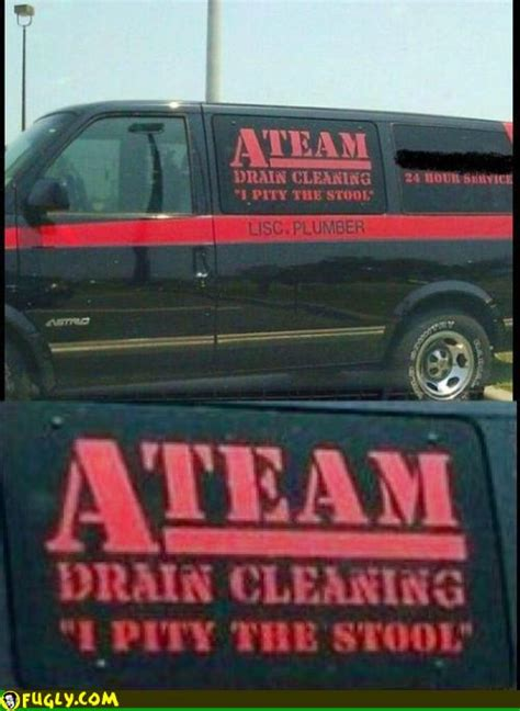 Team Plumbing by A Team Plumbing Fugly