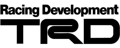 Toyota Racing Development Toyota Trd Cartype