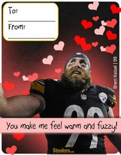 steelers valentines day gifts pittsburgh steelers printable digital valentines day cards