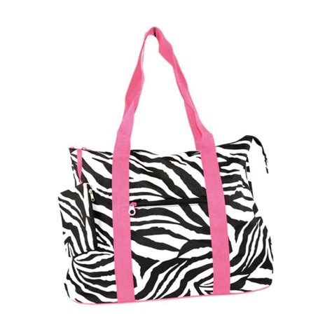 Animal Print Coin Purse moda zebra print large tote bag with coin purse