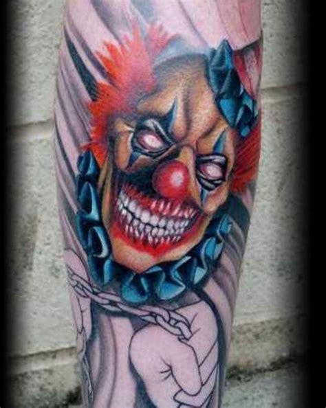 tattoo disasters clown tattoos image result for polka trash tattoo polka pinterest
