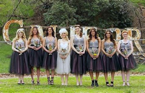 Country Wedding Hairstyles For Bridesmaids by Country Wedding Bridesmaid Dress Ideas Styles