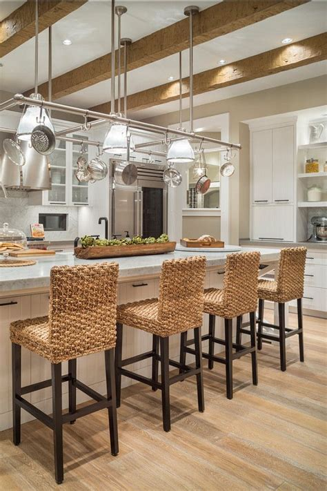 Lights For Over Kitchen Island by Elegant Amp Unique Bar Stools That Will Steal The Show