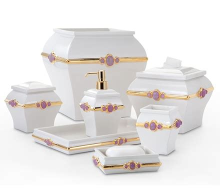 amethyst bathroom accessories 17 best images about wonderful white bath accessories on pinterest brushing remo d