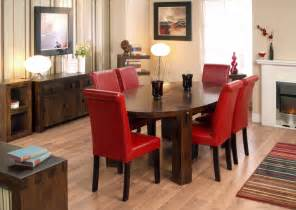 Red Dining Room Table Dining Tables And Chairs Dining Tables And Chairs Pictures