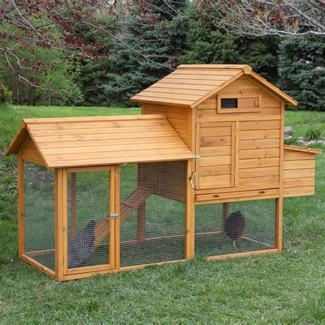 Kitchen Upgrade Ideas by Boomer Amp George Tree Tops 4 Chicken Coop With Run