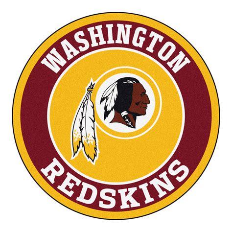 Military Home Decor by Washington Redskins Logo Roundel Mat 27 Quot Round Area Rug