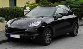 Porsch Cayanne Porsche Cayenne The About Cars