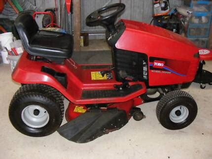 toro ride  mowers garden gumtree australia