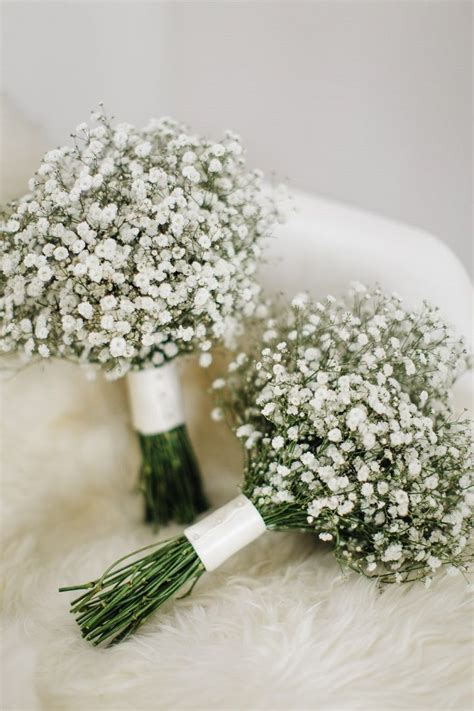 Wedding Bouquet Gypsophila best 20 gypsophila bouquet ideas on