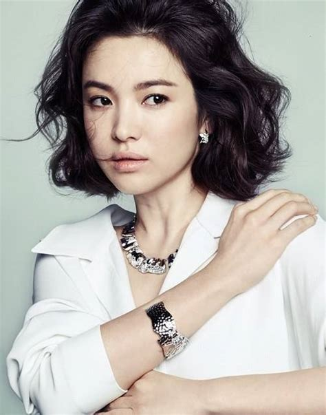 Jewelry Making Jobs - song hye kyo is an elegant princess for j estina allkpop com