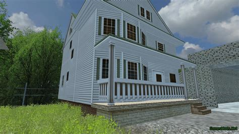 house simulator placeable house v 2 187 gamesmods net fs17 cnc fs15 ets