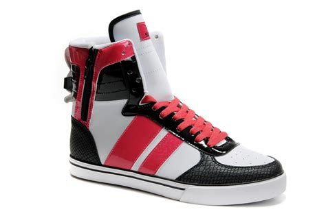 supra skytop ii shoes in black yellowgold supra shoesfabulous collection p 420 mens supra skytop black pink