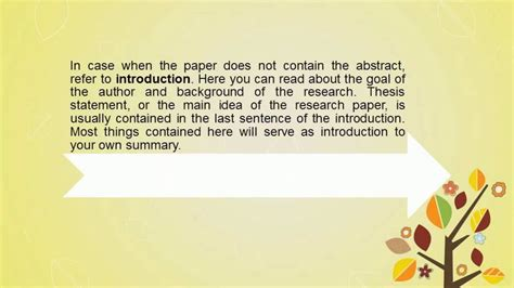 how to summarize a research paper how to summarize a research paper