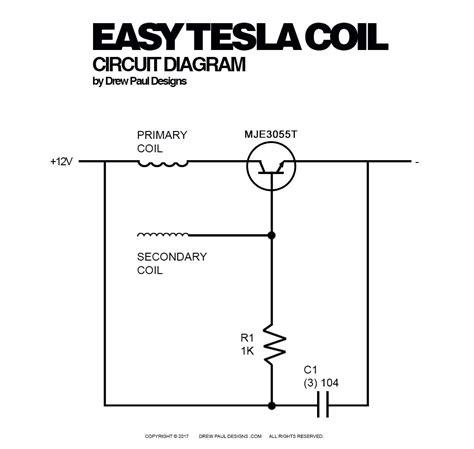 tesla schematic diagram tesla coil wiring diagram wiring diagram