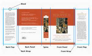 book jacket template indesign print positive sizing a dust jacket bookmobile