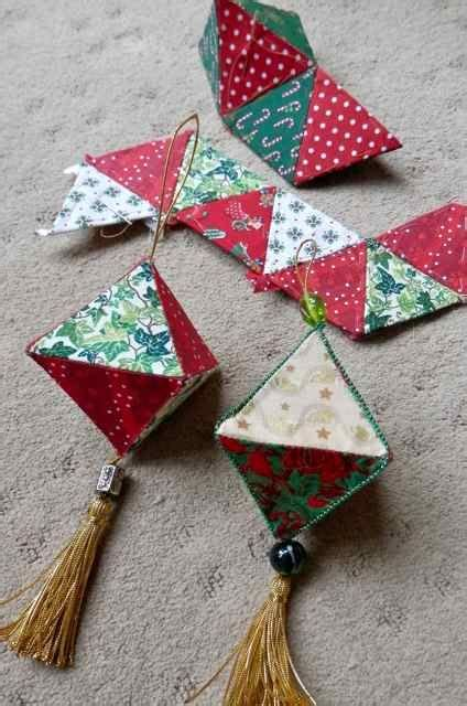 Patchwork Decorations To Make - best 10 fabric decorations ideas on