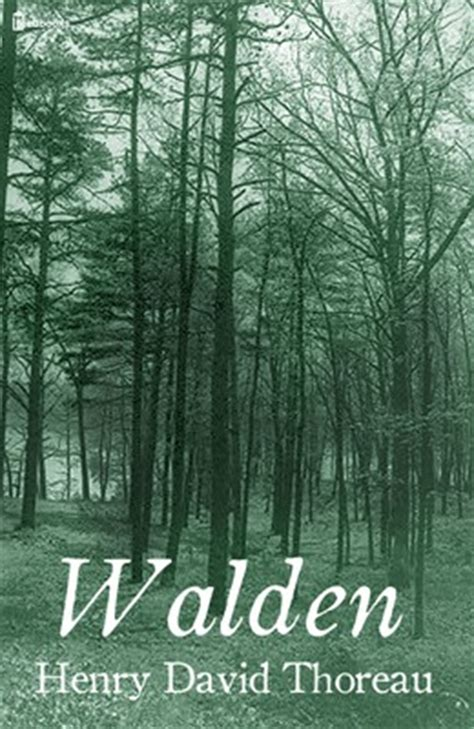 henry david thoreau walden book pdf walden henry david thoreau feedbooks
