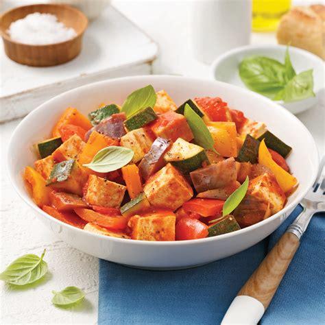 cuisine ratatouille ratatouille repas recettes cuisine et nutrition