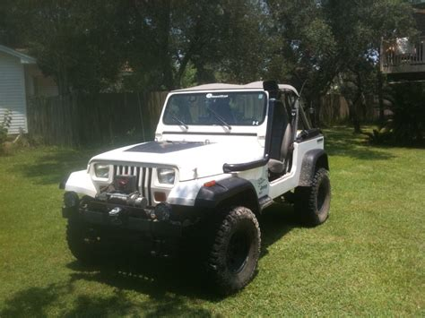 1990 Jeep Wrangler Accessories 1990 Jeep Wrangler I Pictures Information And Specs