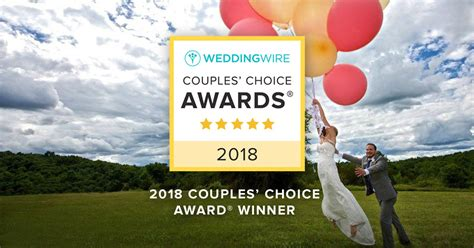 Weddingwire Awards by Feast At Hill Wins 2018 Weddingwire Couples Choice