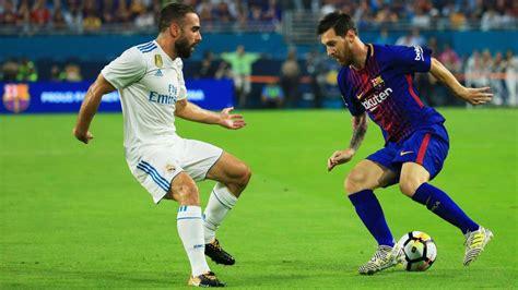 resultado real madrid 2 3 barcelona festival ofensivo en
