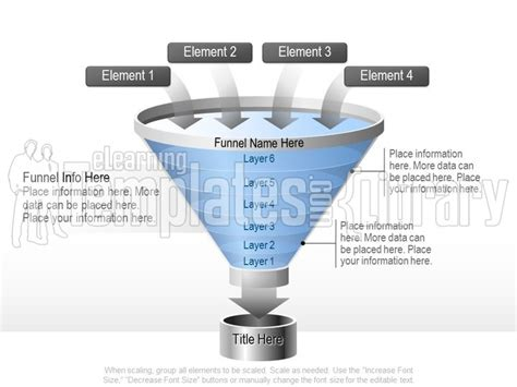 Funnel Graphics Graphic For Powerpoint Presentation Templates Funnel Graphic Powerpoint