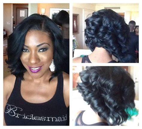 how to sew in a curly bobs curly sew in bob google search glam r us stylez ii