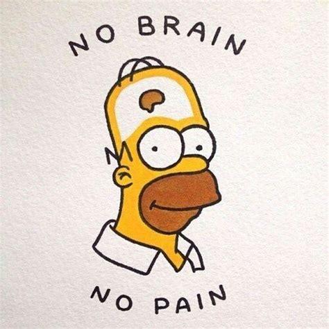background brain cartoon character grunge image