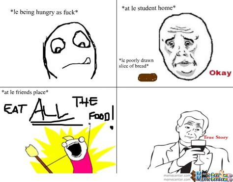 Eat All The Food Meme - eat all the food by klukgirl meme center