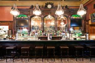 Classic restaurant interior design of ri ra irish pub las vegas bar